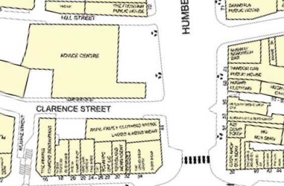 Leicester Site Plan