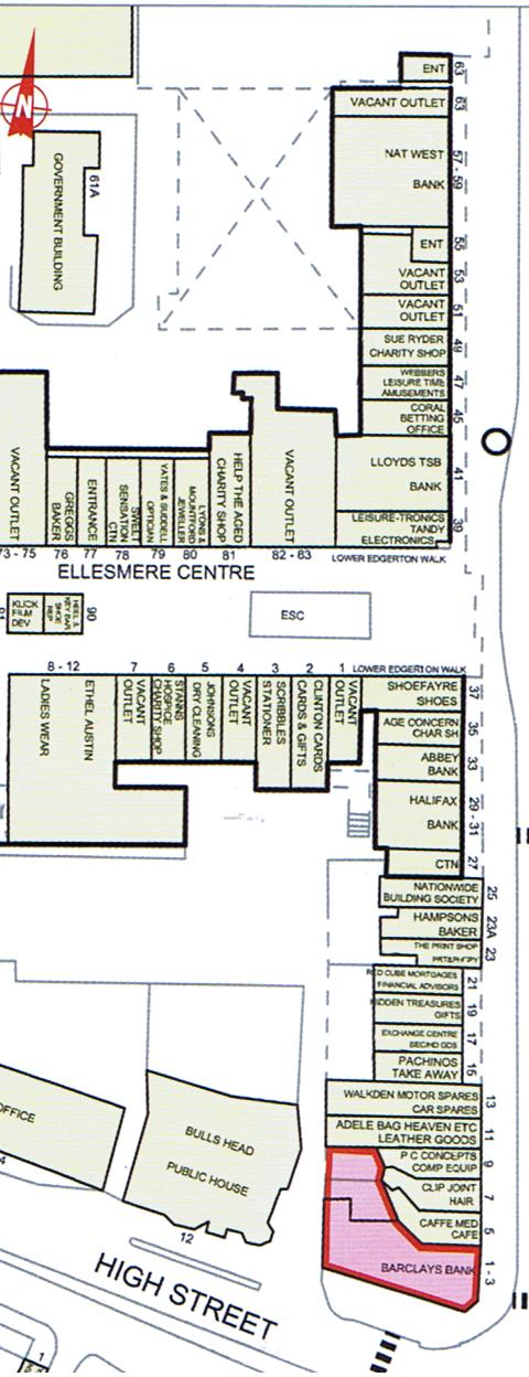 Offices with development potential former barclays for Barclays floor plan
