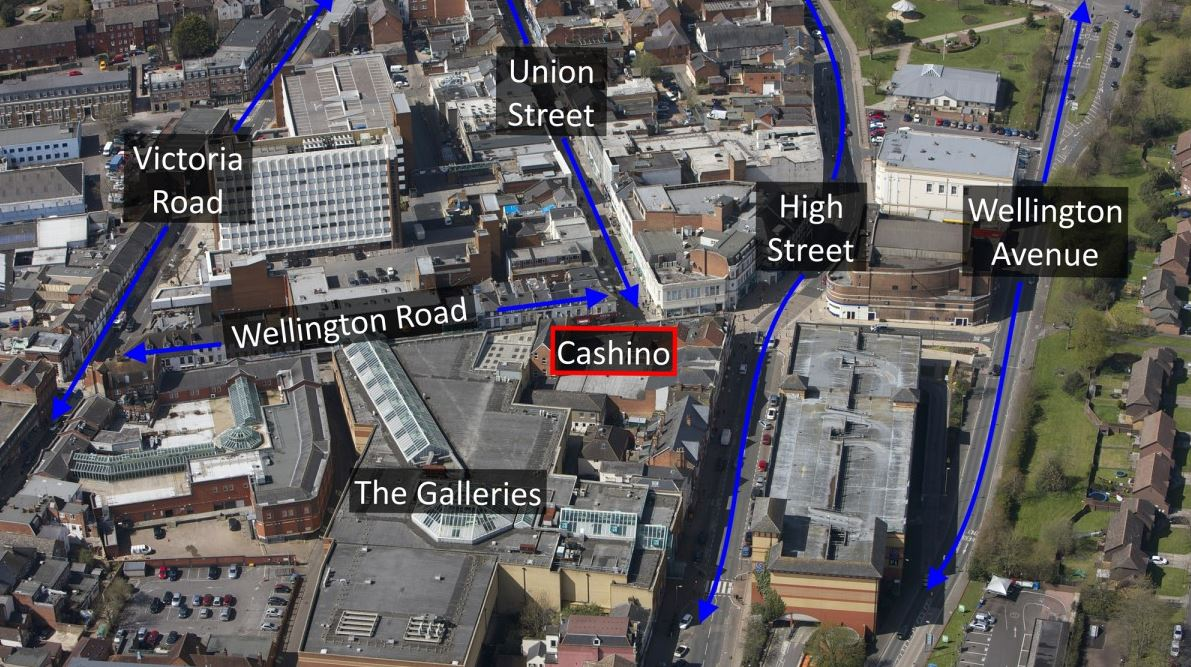 Cashino Aldershot Prideview Properties