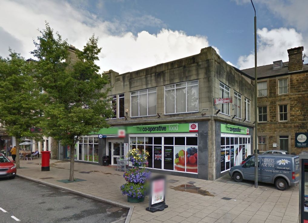 Commercial Property Buxton