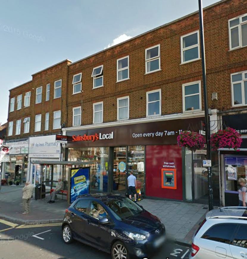 Sainsbury S Local 2 Flats Bromley Greater London