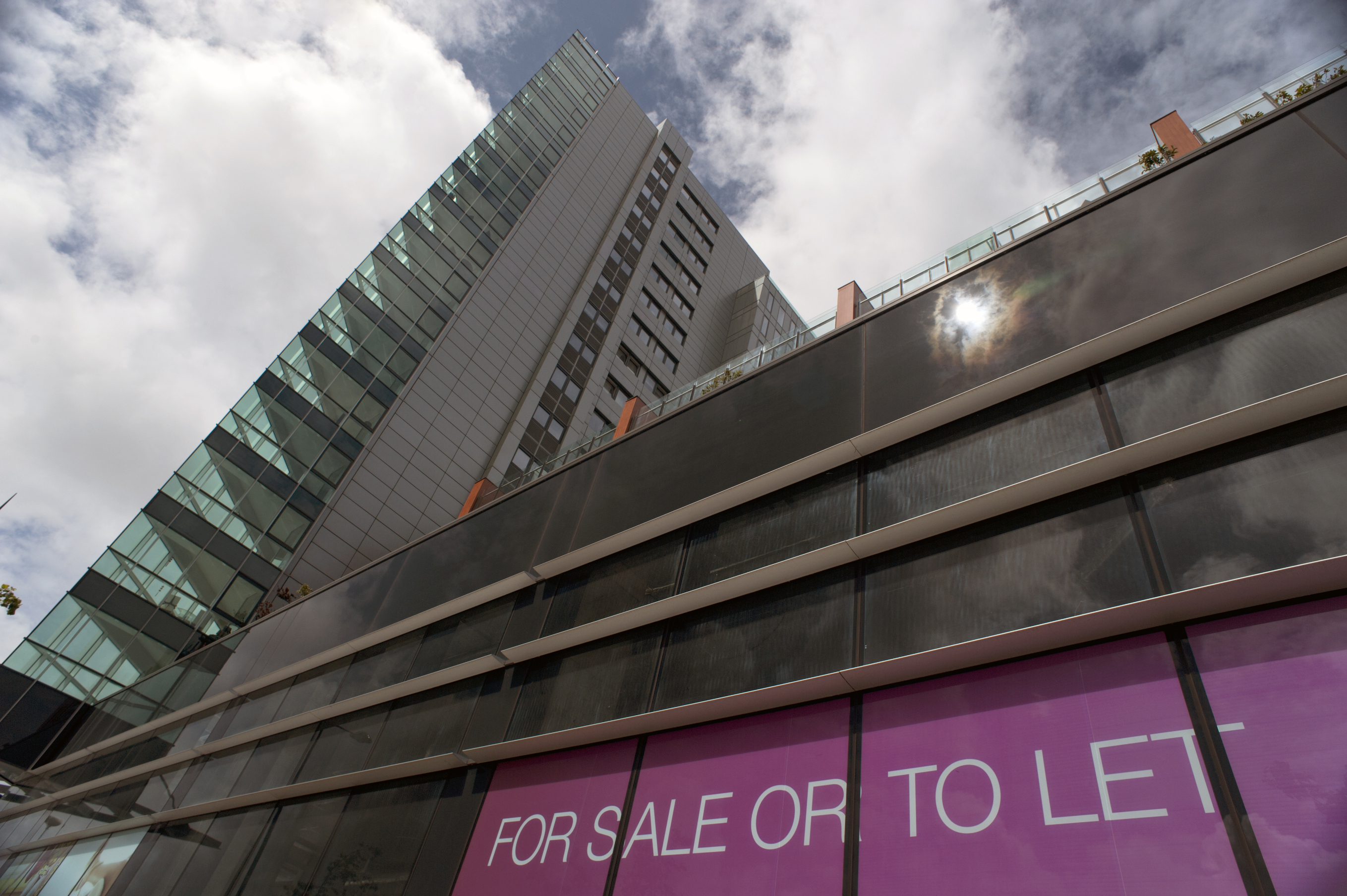skyscraper and retail shopping units for sale or rent in cork city