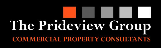 Prideview Group Logo + Strapline