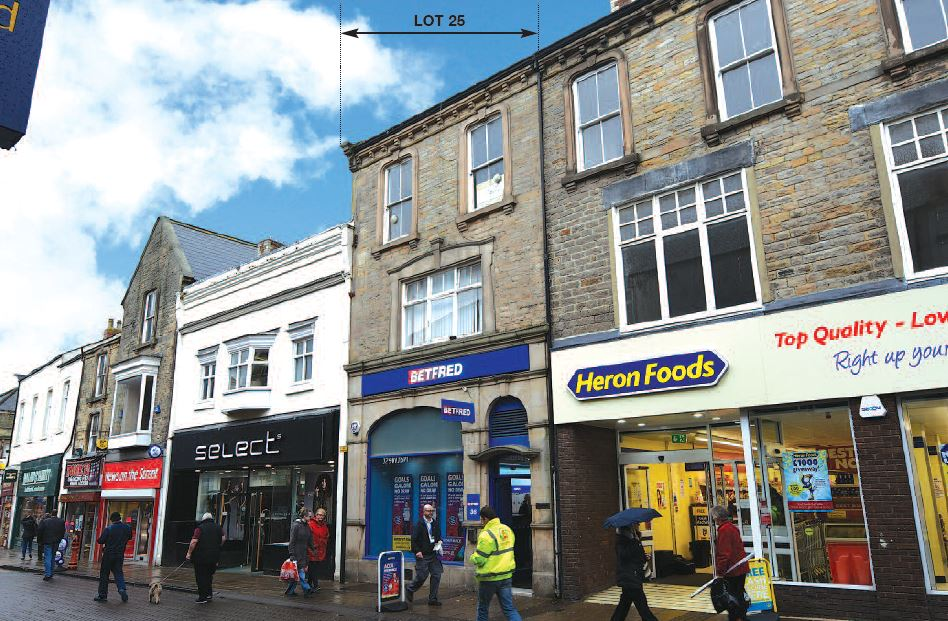 Betfred, Bishop Auckland