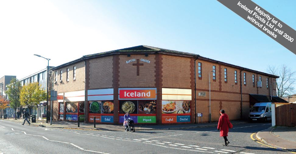 Iceland, Hornchurch 1