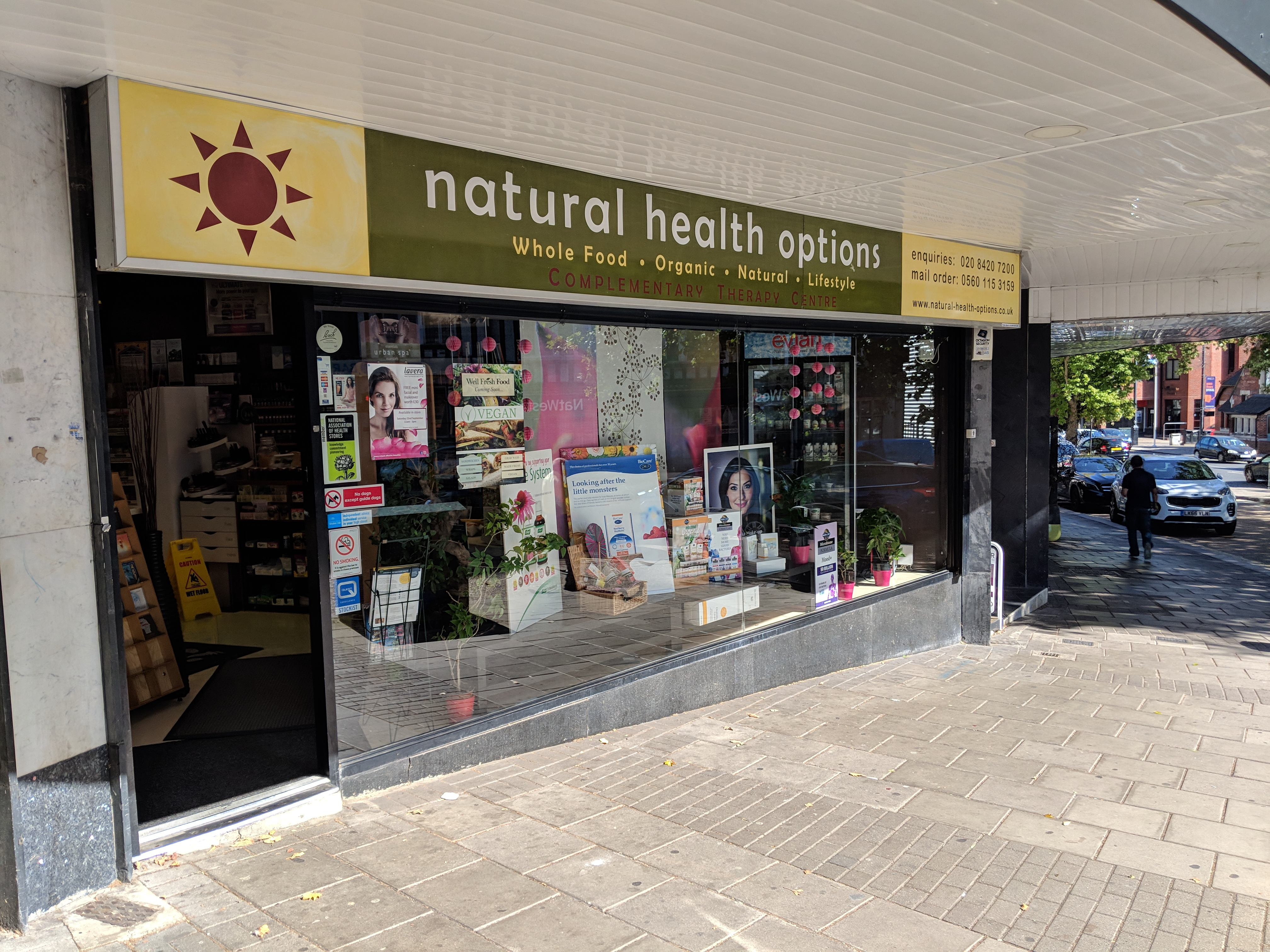 Health Foods, Stanmore