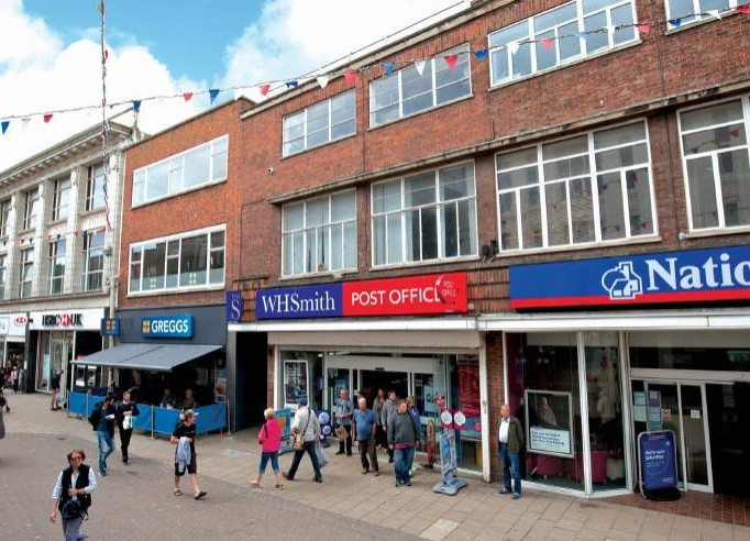 Wh Smith, Great Yarmouth