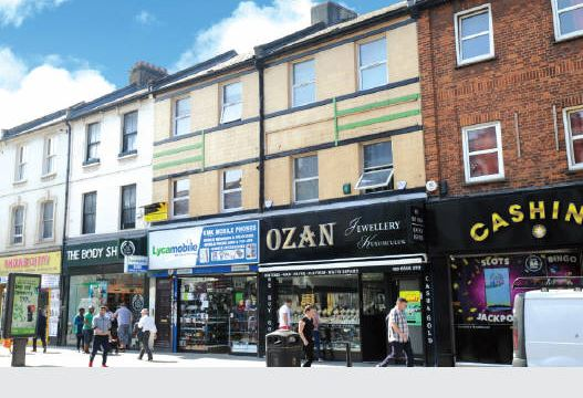 2 shops & Offices, Wood Green