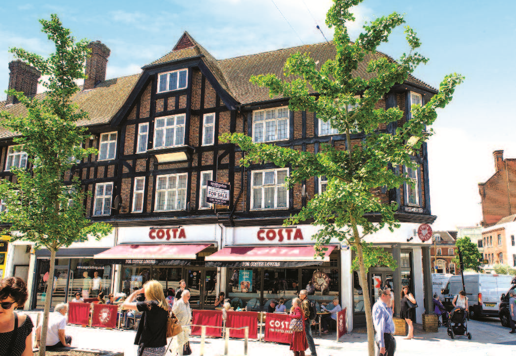 Costa, Bromley