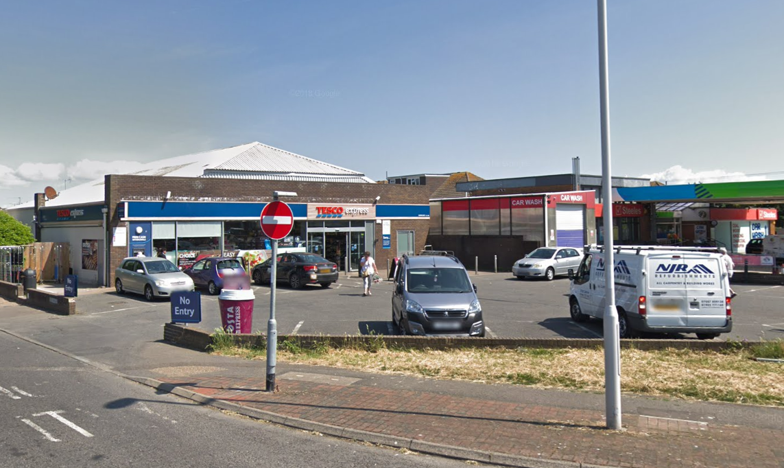 Tesco-Goring-by-Sea