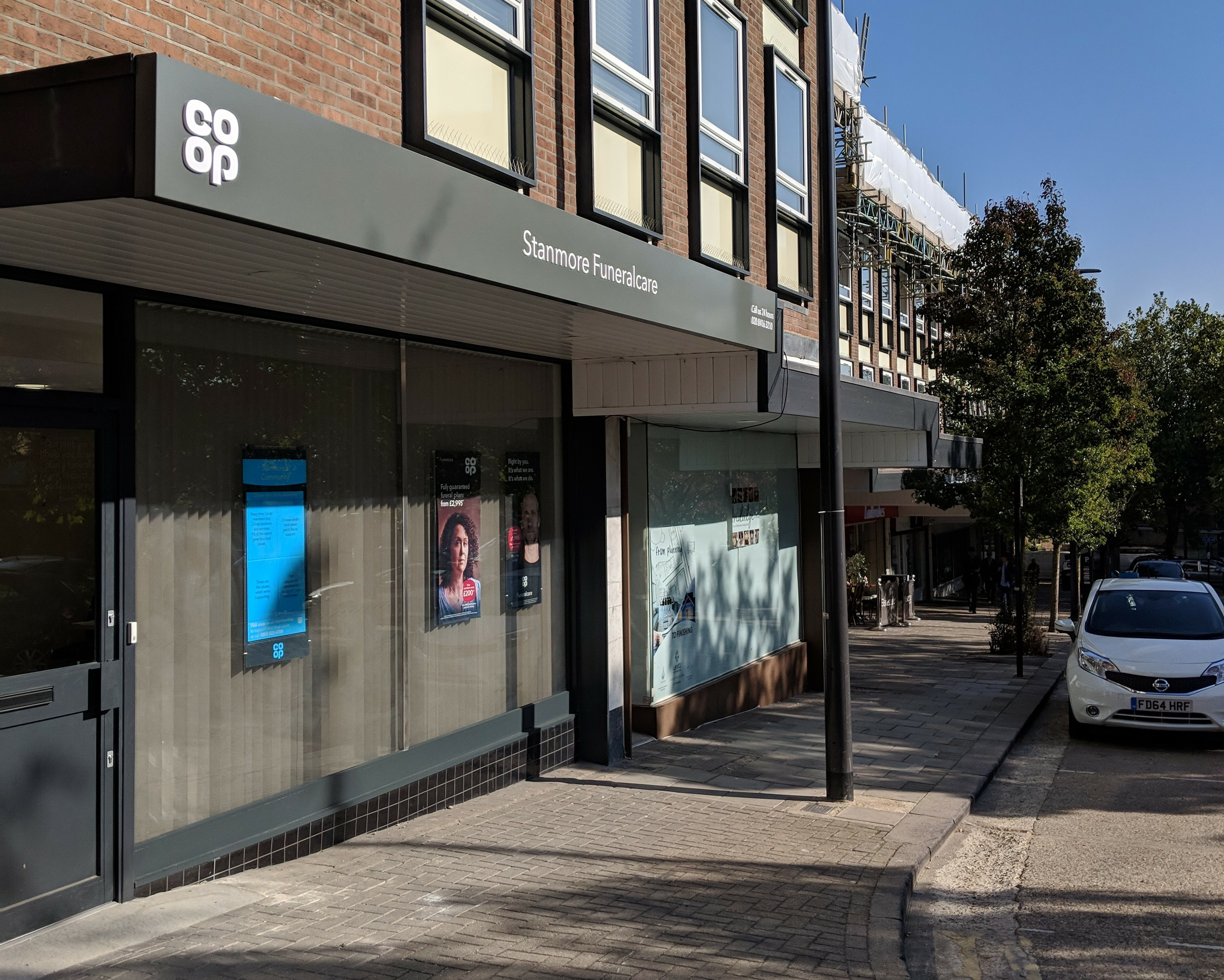 Co-op funeralcare, Stanmore (1)