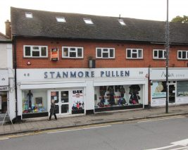 Stanmore Pullen