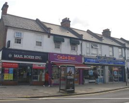 Mixed Parade (5 Shops & 5 Flats) Watford 2